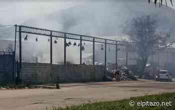 Miranda | Vecinos de Cúa denuncian propagación de humo tóxico por incendio de basura - El Pitazo