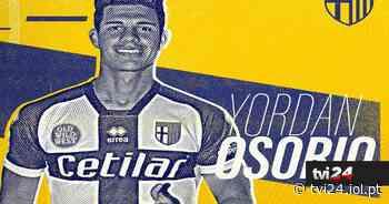 OFICIAL: FC Porto vende Osorio ao Parma - Diário IOL