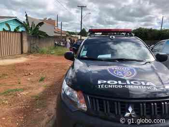 Casal é encontrado morto em residência de Ouro Preto do Oeste, RO - G1