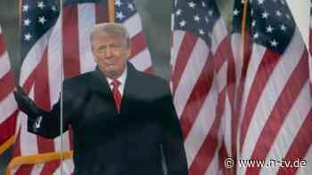 """""""Wird das Land weiter spalten"""": Weißes Haus warnt vor Impeachment"""