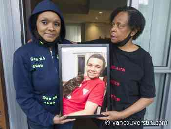 Burnaby murder victim Tequel Willis was just 14 and got into the wrong crowd