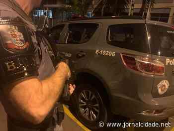 BAEP captura foragido da Penitenciária II de Itirapina - Grupo JC de Comunicação
