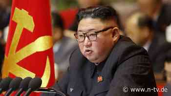 """Atom-U-Boot angekündigt: Kim: """"USA größter Feind Nordkoreas"""""""