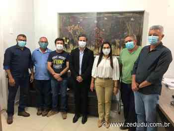 Secretários de Xinguara visitam aterro controlado de Canaã dos Carajás - Blog do Zé Dudu