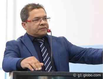 Preso, vereador toma posse por videoconferência no Cabo de Santo Agostinho, no Grande Recife - G1