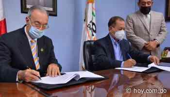 FEDA y el Clúster del Coco firman acuerdo para industrializar madera - Hoy Digital (República Dominicana)