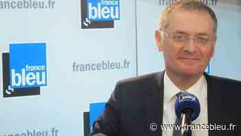 Philippe Juvin, maire LR de la Garenne-Colombes et chef des urgences de l'Hôpital Pompidou à Paris - France Bleu