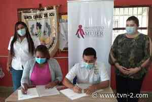 Inamu y la Junta Comunal de Ocú pondrán en marcha acciones contra la violencia doméstica - TVN Panamá
