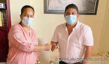 En Sitionuevo hicieron cambios en el gabinete municipal - El Informador - Santa Marta