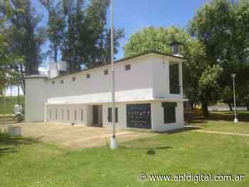 Continúan las mejoras en el Balneario municipal Itapé - apfdigital.com.ar - APF Digital