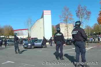 Des débordements au lycée Malraux de Montataire dans l'Oise, une personne placée en garde à vue - France 3 Régions