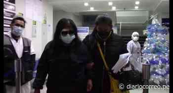 Regidora de Chupaca es víctima de atentado, cuando desconocidos le arrojan lejía al rostro - Diario Correo