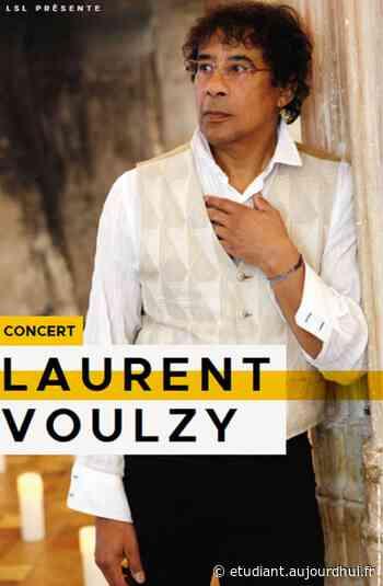 LAURENT VOULZY - EN CONCERT - EGLISE SAINT LEONARD, Fougeres, 35300 - Le Parisien Etudiant