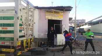 Delincuentes asaltan avícola y se llevan 10 mil soles | Carhuaz - LaRepública.pe