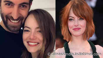 Pregnant Emma Stone considers herself 'lucky' for this reason