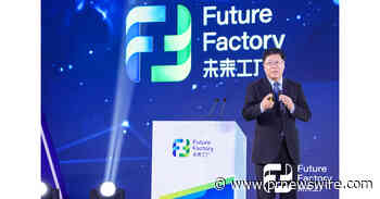"""JIECANG se gana la selección industrial única en la conferencia inaugural """"Future Factory"""""""