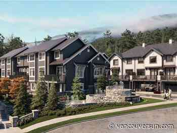 Tranquil setting enhances appeal of townhomes at Forester at Burke Mountain