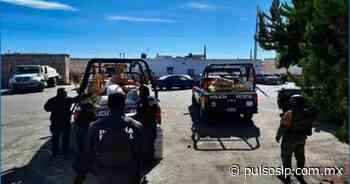 Aseguran mil kilos de pirotecnia en Charcas - Pulso Diario de San Luis