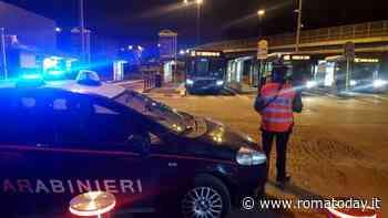 Tiburtina, fermato in stazione corriere della droga: dalla Sicilia per portare marijuana