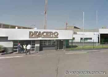 Sufre caída en empresa de Ramos Arizpe y fallece horas después - Vanguardia MX