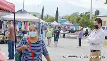 Pide Alcalde de Ramos evitar contagios por Covid - Periódico Zócalo