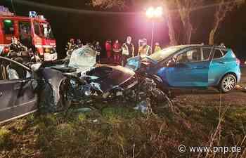 Auto schleudert in Gegenverkehr - 18-Jähriger schwer verletzt - Neustadt an der Donau - Passauer Neue Presse
