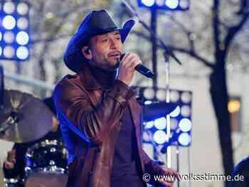 Tim McGraw: Ein Star bleibt auf der Erde - Volksstimme