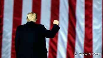 Mehrere Szenarien denkbar: So könnte die Ära Trump enden