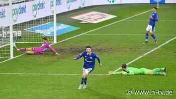 Hoffenheim wird überrollt: Schalke siegt erstmals seit 359 Tagen in der Bundesliga