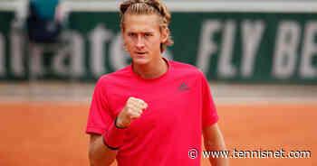 """Sebastian Korda - """"Super gute Beziehung"""" mit Andre Agassi - tennisnet.com"""