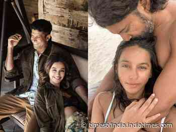 5 times Farhan & Shibani gave couple goals