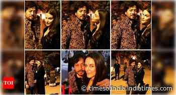 In pics: Neha Dhupia remembers Irrfan
