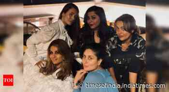 Bebo shares a glimpse of reunion with BFFs