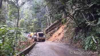 Reestablecido el paso hacia la carretera de Ocumare de la Costa - Diario El Siglo