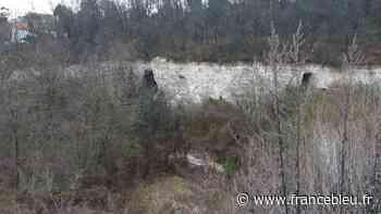Gagny : les anciennes carrières seront transformées en parc naturel - France Bleu
