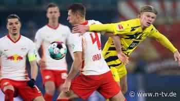 Überraschend klares Topspiel: BVB macht Leipzig mit Anlauf platt