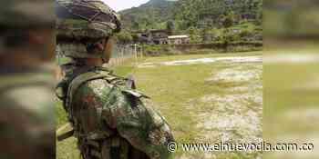 Combates entre el Ejército y disidentes de las FARC en Caloto - El Nuevo Dia (Colombia)