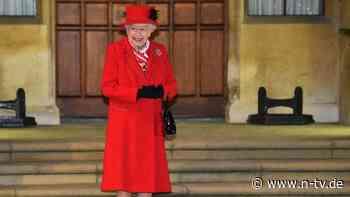 Monarchin bricht mit Tradition: Queen Elisabeth II. ist geimpft worden