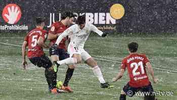 Barca siegt mit vier Toren: Real verpasst Sprung an Tabellenspitze