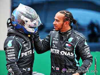 Lewis Hamilton: 'It's not easy being my team-mate' - PlanetF1