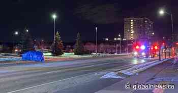 One person dead after a collision in Mississauga: police