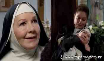 Triunfo do Amor: Bernarda mata madre Clementina para ela não contar que Maria é filha de João - TV Prime