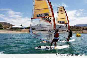 Potrerillos será sede de dos fechas del Ranking Argentino de Windsurf - Cuyonoticias