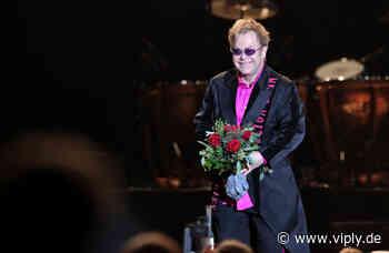 Elton John lobt Damon Albarn - Viply