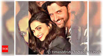 Throwback! When DP-Hrithik partied together