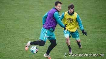 Werder Bremen: Philipp Bargfrede trainiert wieder bei den Profis! - Die DeichStube
