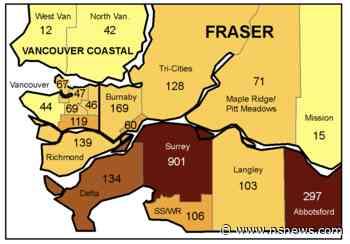 North Shore recorded 54 new COVID-19 cases to Jan. 2 - North Shore News