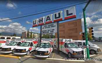 One-way trip: More people moving to North Van, U-Haul says - North Shore News