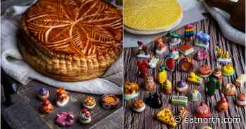 Vancouver's Buttermere Patisserie release unique line of gelette des rois - Eat North