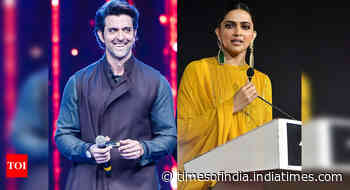 Hrithik-Deepika tease fans with cryptic posts